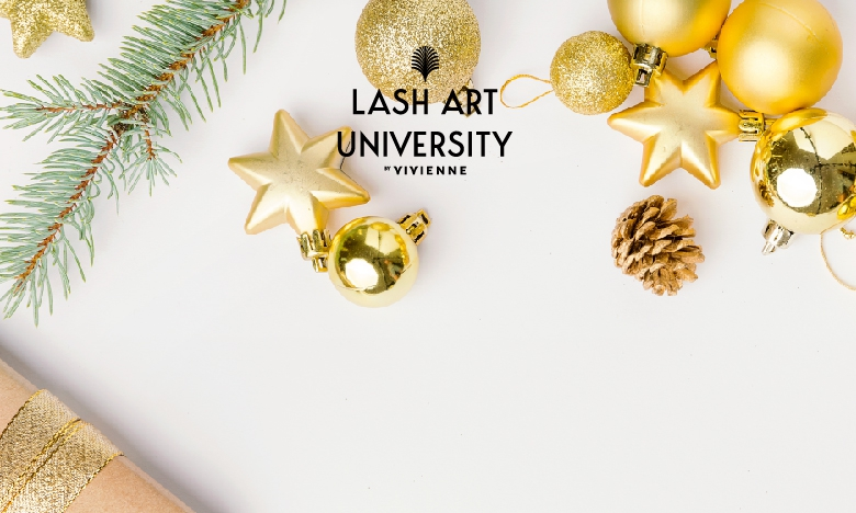 New Year Pre-Party в Lash Art University!
